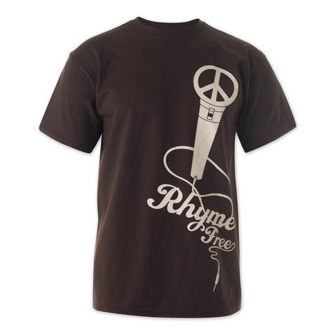 Edukation Athletics - Rhyme Free T-Shirt