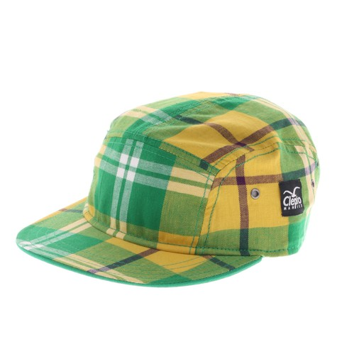 Cleptomanicx - Sporty Check Cap