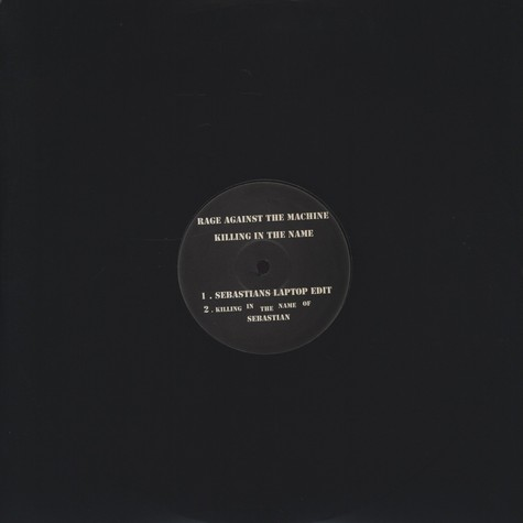 Rage Against The Machine / The Cure - Killing In The Name / Fire in Cairo Remixes