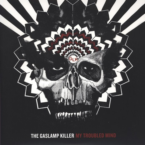 Gaslamp Killer, The - My Troubled Mind EP