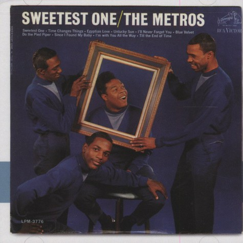 Metros, The - Sweetest One