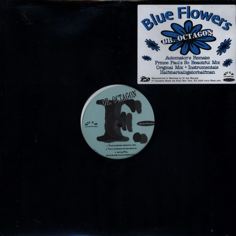 Dr. Octagon - Blue flowers Prince Paul Remix