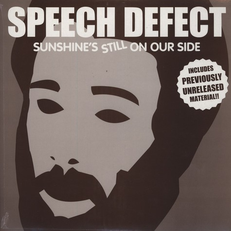 Speech Defect - Sunshines Still On Your Side