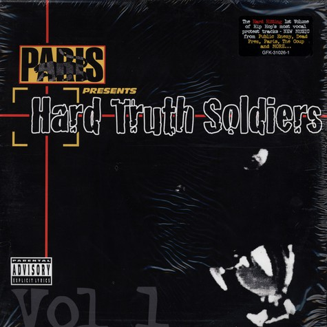 Paris - Hard truth soldiers