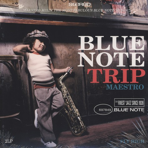 V.A. - Blue Note Trip - Volume 8 - Fly High
