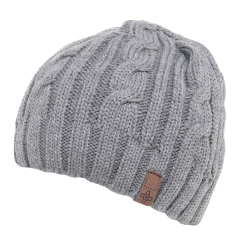 Addict - Cable Knit Beanie