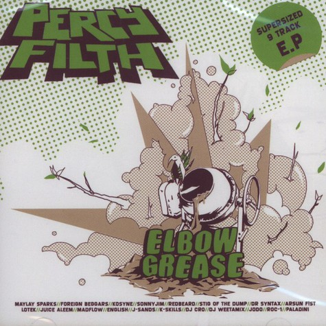 Percy Filth - Elbow Grease