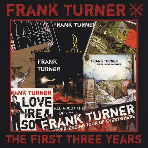 Frank Turner - The First Three Years