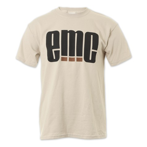 eMC (Masta Ace, Wordsworth & Stricklin) - Logo T-Shirt