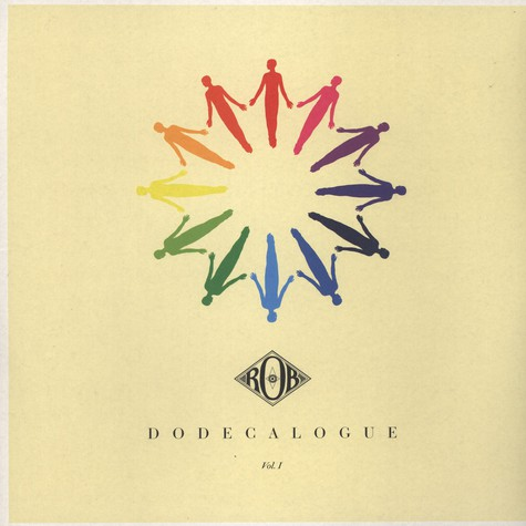 Rob - Dodecalogue Volume 1