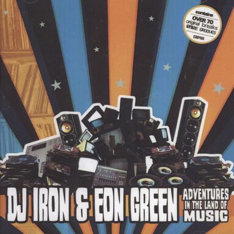 DJ Iron & Eon Green - Adventures In The Land Of Music