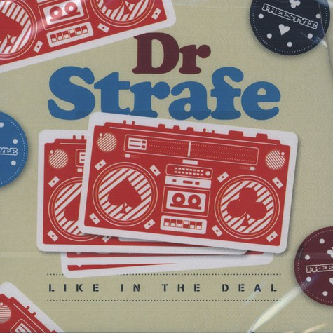Dr.Strafe - Like In The Deal