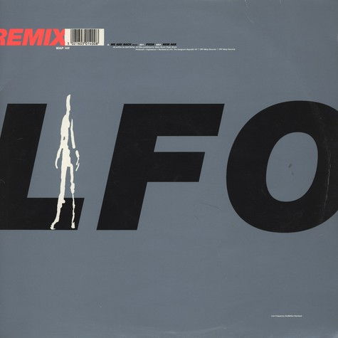 LFO - We Are Back Remix