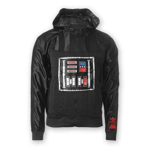 adidas X Star Wars - Star Wars Darth Vader Hooded Track Top