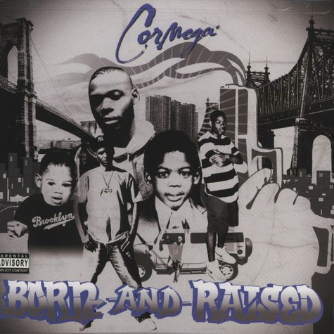 Cormega - Born And Raised