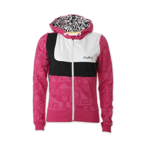 Zoo York - Build It Women Zip-Up Hoodie