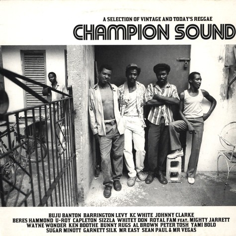 V.A. - Champion Sound - A Selection Of Vintage And Today's Reggae