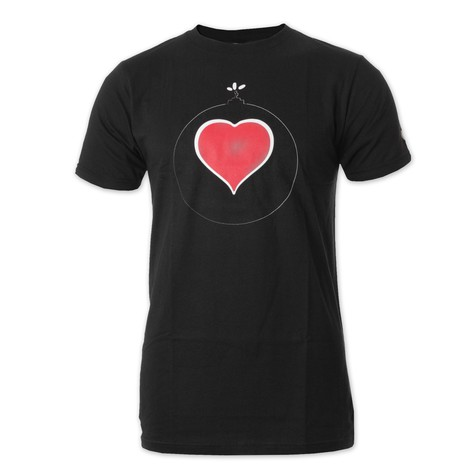 Mr. SOS formerly of Cunninlynguists - Lovebomb T-Shirt