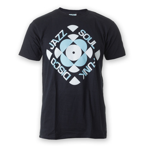 101 Apparel - Jazz Soul Funk Disco T-Shirt