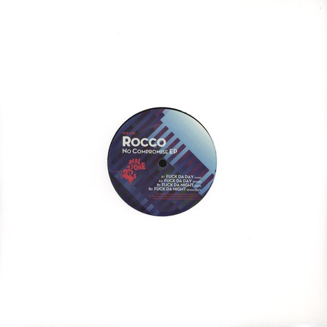 Rocco - No Compromise EP