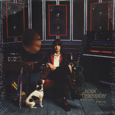 Julian Casablancas of The Strokes - Phrazes For The Young