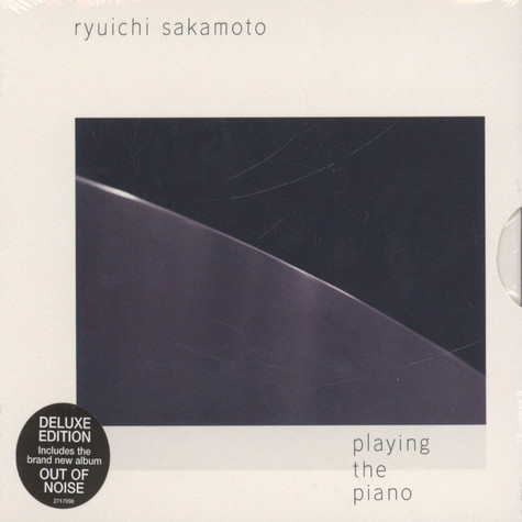 Ryuichi Sakamoto - Playing The Piano Limited Edition