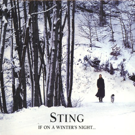 Sting - If On A Winters Night