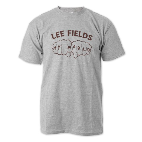 Lee Fields - My World T-Shirt