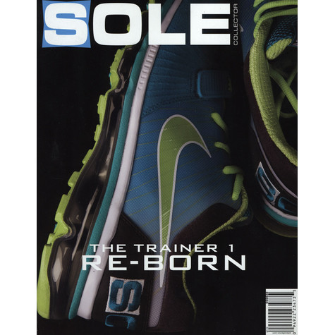 Sole Collector - 2009 - September / October - Issue 30 -The Nike Training Issue