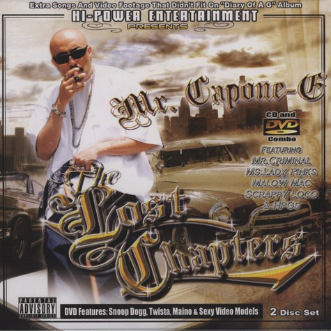 Hi Power Presents Mr. Capone-E    - Lost Chapters