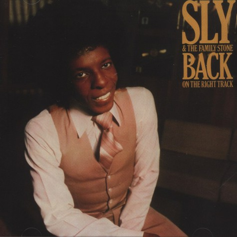 Sly & The Family Stone         - Back On The Right Track Remastered