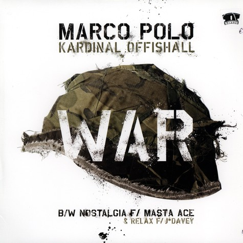 Marco Polo - War feat. Kardinal Offishall