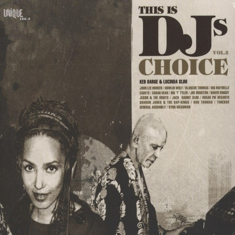 Keb Darge & Lucinda Slim  - This Is DJs Choice Volume 2