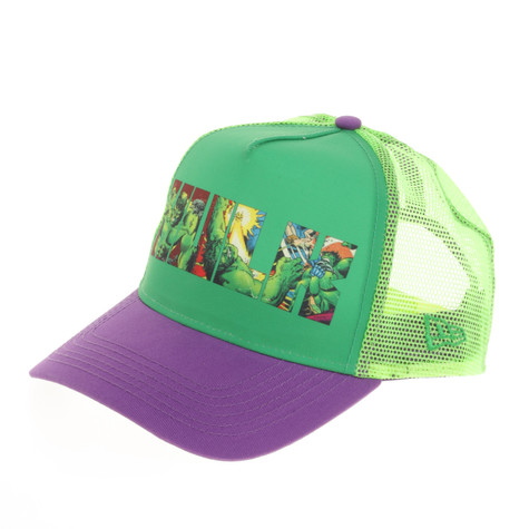 New Era x Marvel - Thud Hulk Trucker Hat