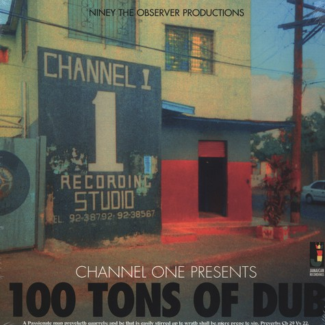 V.A. - 100 Tons Of Dub