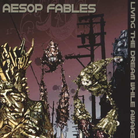 Aesop Fables - Living The Dream