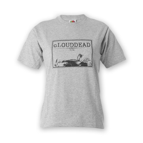 Clouddead - Ten Woman T-Shirt