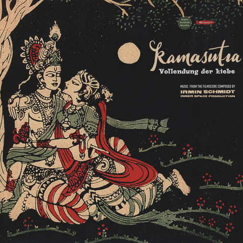 Irmin Schmidt of Inner Space Production (Can) - OST Kamasutra - Vollendung Der Liebe