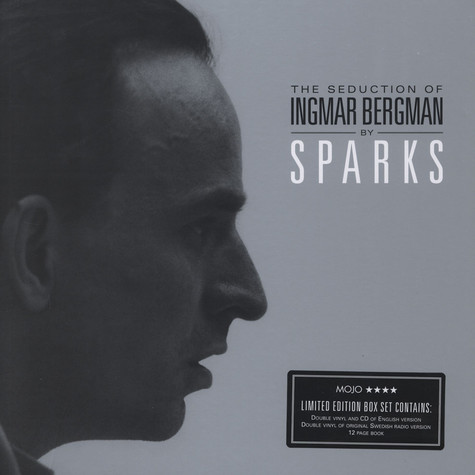 Sparks - The Seduction Of Ingmar Bergman Deluxe Edition