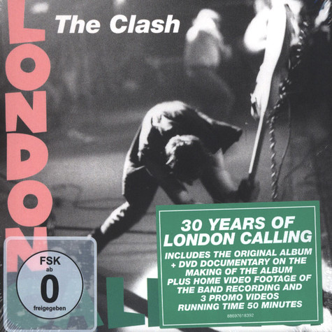 Clash, The - London Calling 30th Anniversary Edition