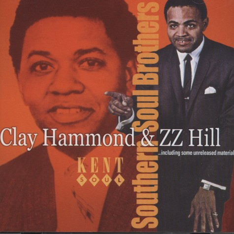 Clay Hammond - Southern Soul Brothers