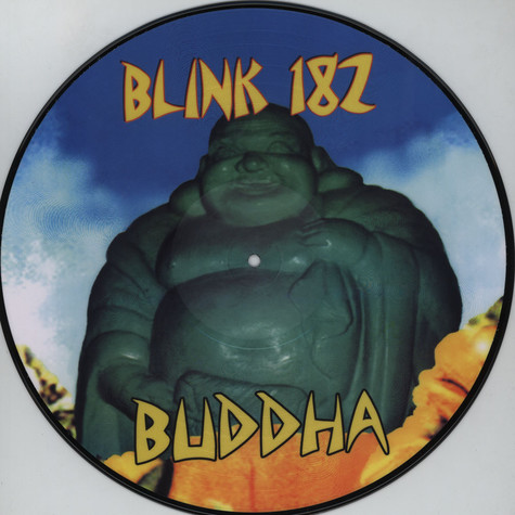 Blink 182 - Buddha Picturedisc