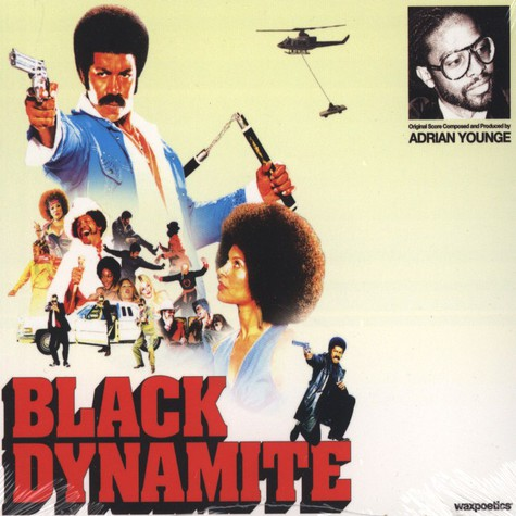 Adrian Younge - OST - Black Dynamite Score