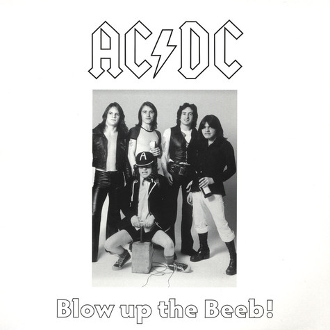 AC/DC - Blow Up The Beeb Volume 1