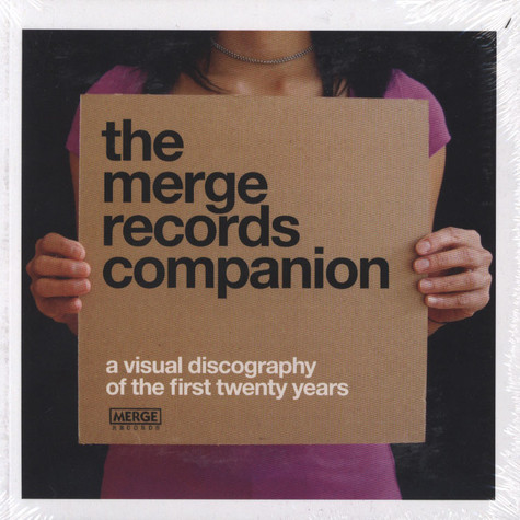 V.A. - Merge Records Companion