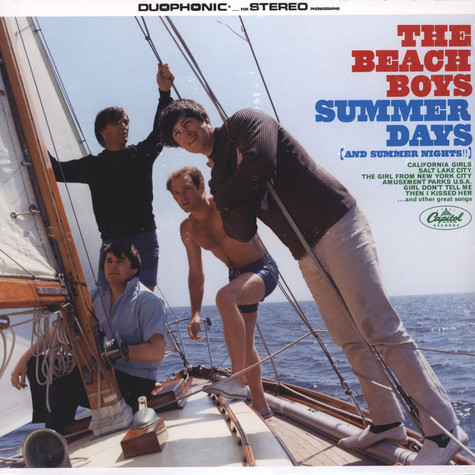 Beach Boys, The - Summer Days (And Summer Nights)