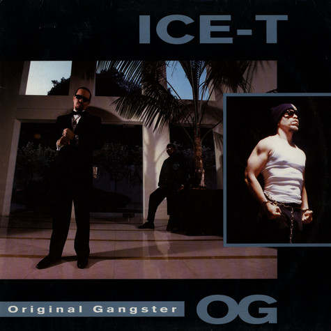 Ice T - Original Gangster