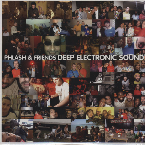Phlash & Friends - Deep Electronic Sound