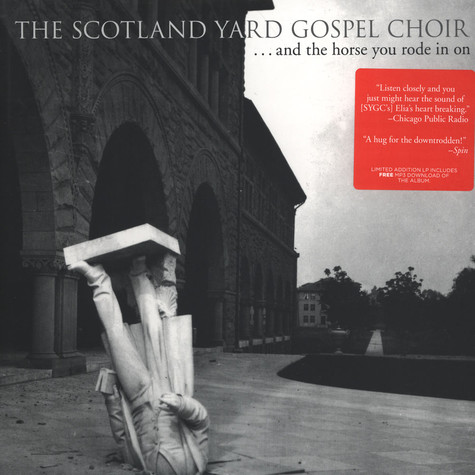 Scotland Yard Gospel Choir, The - And The Horse You Rode In On