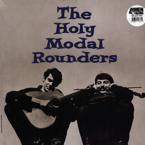 Holy Modal Rounders - Holy Modal Rounders